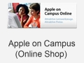 Onlineshop - Apple on Campus