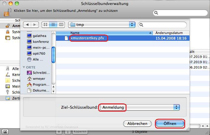 Apple Mail Unsicher