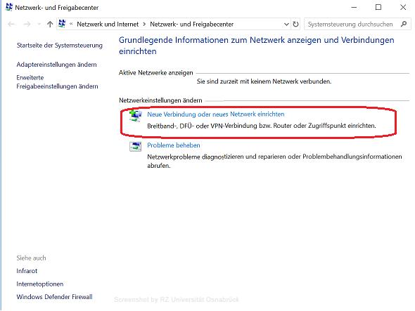 Einrichtenanmelden Am Eduroam Wlan Unter Windows 10 Rechenzentrum